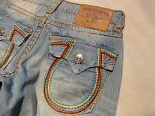 TRUE RELIGION - JOEY SUPER T W32L34 - 85cm  men's jeans MADE IN USA