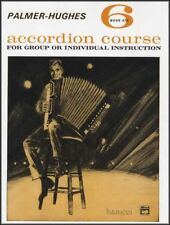 Palmer-Hughes Accordion Course Book 6 Learn How to Play Method