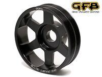 GFB Lightweight Aluminium Crankshaft Pulley Fits Impreza 2.0 & 2.5 WRX & STi
