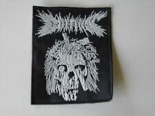 COFFINS DOOM/DEATH METAL EMBROIDERED PATCH