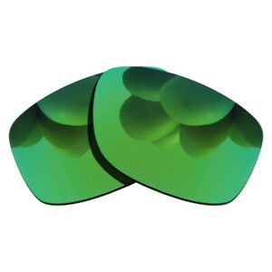 US Green Polarized Lenses Anti Scratch Replacement For-Oakley Jupiter Squared