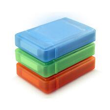3.5 Pulgadas Plastico SATA Disco Duro HDD IDE Caja De Almacenamiento Nuevo