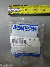 "Armstrong Tools 39-124 1/2"" Drive 12 Point Standard Socket 24mm"