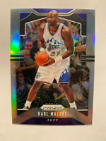 2019-20 Panini Prizm Karl Malone Silver Prizm SP #19 - MINT! RARE!! MUST SEE!!!