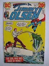 Superman's Pal, Jimmy Olsen #154 (Nov 1972, DC) [VF- 7.5]