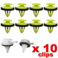 LAND ROVER DISCOVERY 3 A PILLAR POST TRIM CLIPS WINDSCREEN SET LR3 PLASTIC CLIPS