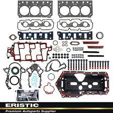 1997- 2003 GM 3.8L FULL GASKET SET+BOLTS 2ND DESIGN VIN K V6 ENGINE