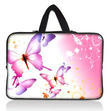"""12"""" Butterfly Universal Sleeve Bag For 11.6"""" Acer/Dell/Samsung Chromebook Laptop"""