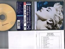 MADONNA Tue Blue JAPAN CD WPCR-11061 w/OBI 2001 'Warner Remasters' reissue FreeS