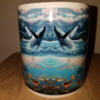 1996 Island Heritage Pacific Splendor Mug Designed in Hawaii by Island Treasures