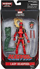 New Marvel Legends Series 6-inch Lady Deadpool 6C