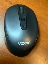 VOXON Small Portable Bluetooth Wireless Mini Mouse fast free same day shipping