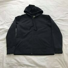 Skins Rise Up - Ladies Tech Black Hooded Full Zip Sweatshirt - NEW - Many Sizes