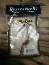 New! ReaLeather Suede Bag Kit (C4190-00)