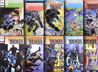 Shadowman Assorted Issues - (1992-1995)  Valiant Comics (sold separately)
