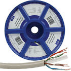 50M CAT6 FTP/STP Stranded Cable Reel-Quality Shielded CCA-Ethernet Network RJ45