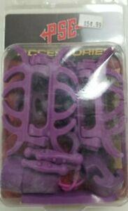 PSE 10 Piece Accessory Vibracheck Color Kit Limb dampener