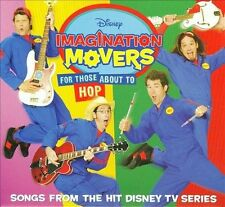 For Those About to Hop by Imagination Movers (CD, Jul-2009, Walt Disney)