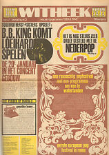 HITWEEK 1968 nr. 17 - TIM BUCKLEY / POPFESTIVAL ROME / CUBY & THE BLIZZARDS /WHO