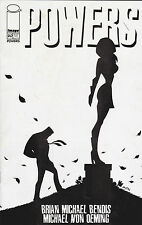"IMAGE COMICS ""POWERS"" NUMBER 20 2002 FIRST PRINTING BRIAN BENDIS MIKE OEMING"