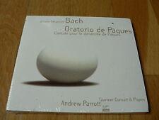 Parrott - Bach : Oratorio de Paques - Easter Oratorio - CD Virgin NEUF SEALED