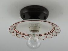 Plafoniere Bagno Particolari : Lampadari da soffitto ceramici bagno ebay