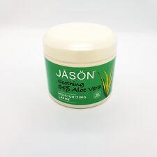 Jason Soothing Organic Aloe Vera 84% Cream 113g