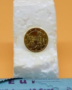 AUTRICHE 2004  : 1 pièce 10 cent UNC de rouleau
