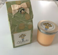 Mangiacotti Clementine Soy Candle 12.5 Oz Candle In Special Box with Matches