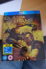 Clash Of the Titans (blu-ray / DVD)