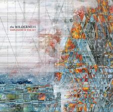 "Explosions In The Sky ""The Wilderness"" Deluxe: red & transparent vinyl / mint"