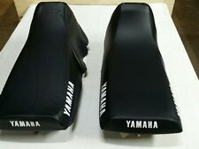 YAMAHA BLASTER YFS200L 1999 MODEL REPLACEMENT SEAT COVER BLACK (Y88--n12)
