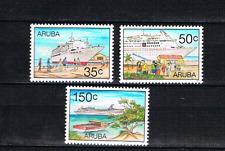 Aruba 1997 Satz 205/07 Kreuzfahrtschiffe postfrisch