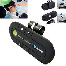 Wireless Bluetooth Speakerphone Handsfree Car Kit Multipoint Speaker Visor