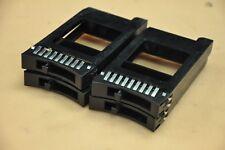 4 qty IBM X3550 M3 / X3650 M2/M3 SFF Hard Drive Filler Blank FRU 44T2248/46C5497