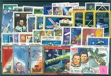 SPAZIO - SPACE 50 diversi  lotto 1
