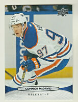2019-20 Upper Deck 30 YEARS OF UPPER DECK UD30-22 CONNOR McDAVID Edmonton Oilers