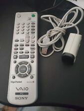 SONY VAIO Giga Pocket Remote Control RM-GP4U & USB sensor