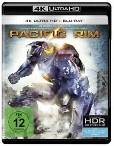 Pacific Rim (4K Ultra HD + 2D-Blu-ray)