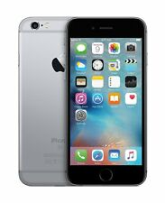 iPhone 6S original semi-nuevo sin uso 64Gb color gris espacio libre
