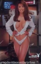 Jodi Ann Paterson 23x35 Miss October Playboy Playmate Poster 2002