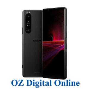 NEW Sony Xperia 1 III Dual XQ-BC72 512GB Black 12GB Unlocked Phone 1 YrAuWty