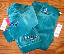 Girls Velour Fleece Outfit, Gymboree 5 NWT, Pretty in Plum. All Season Set. CUTE