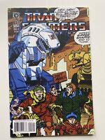 Transformers Best Of UK Time Wars #2 RI Cover IDW Comics High Grade