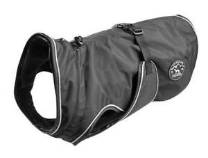 HUNTER Uppsala Water repellent Dog Coat 75cm Black model 62977