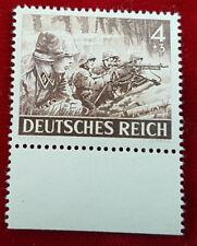 Deutsches Reich 4+3 Pfennig E.Meerwald  Nr. 832 Postfrisch Seitenrand (1B7)