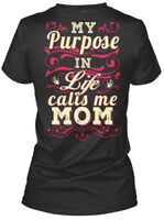 Single Mom -10$ Off - Mu Purpose In Life Calls Me Gildan Women's Tee T-Shirt