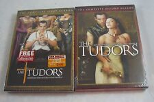 The Tudors Complete Season 1 & 2 First & Second SEALED Rhys Meyers LOT