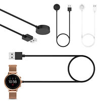 1M USB Magnetic Data Lines Charging Cable for Fossil Gen 4 5 / Emporio Armani