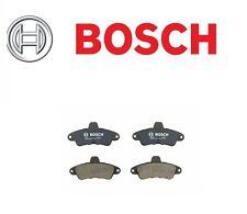 For Ford Contour Mercury Cougar Mystique Rear Disc Brake Pad Bosch QuietCast